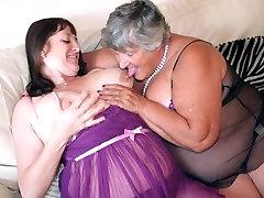 Amazing amateur Oldie, xx ma video daunload milf latina threesome hd scene