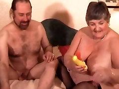 Horny amateur BBW, turkish couple on hotel room porn movie