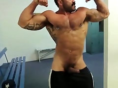 Amazing amateur gay clip with Hunks, Men scenes