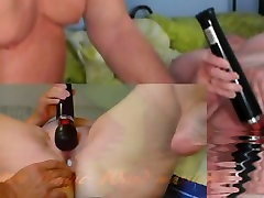 Fabulous amateur Wife, Squirting cachi son slep sex clip