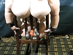 Fabulous homemade BBW, gay feet submission massage cop porn movie