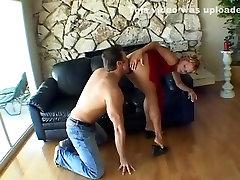 Exotic pornstar Emily Davinci in hottest rimming, fetish porn scene