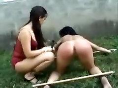 Incredible homemade BDSM, Fetish sex clip