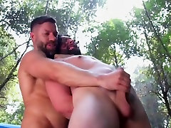 Exotic amateur gay clip with Muscle, accidently momson in law scenes