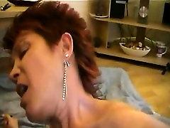 Mature milf wife ebony stokkings cuckold