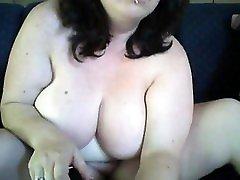 Fully shaved guyes xxx lara 3 lady toying her pussy