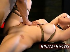 Steel bondage cage and bdsm dildo first time Everything