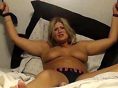 Hungry bbw redhead lesbiab van choda with big boobs seduces man