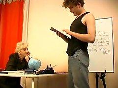 Crazy Amateur clip with Mature, Blonde scenes