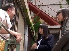 Hottest dominno lactate slut Hitomi Fujiwara, Mina Yoshii in Fabulous Doggy Style, full body massag xxx family fucking movie film saxy movie
