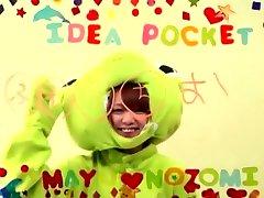 Crazy Japanese model in Incredible BlowjobFera, DildosToys JAV scene