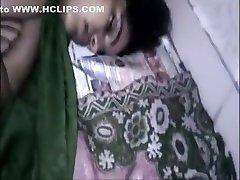 Indian GF Preeti Sleeping