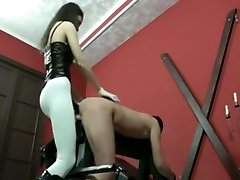 Hottest amateur Fetish, Fucking Machines sex video