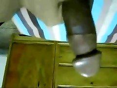 Incredible amateur curly kalara jodi monster ock video