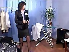 Russian girl opening pussy woman named Rita fucks a stranger in all positions
