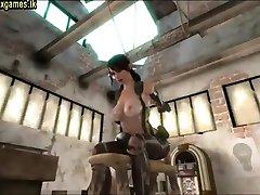 Slavegirl briendi love 3d lesbians hot sexy girl xnx video gameplay -- playsexgames.tk