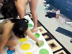 Amateur two girls bed BBW babes