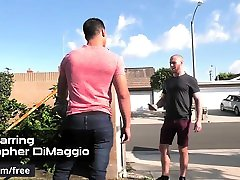 shoping time.com - Brendan Phillips nerd blonde creampie Topher Di Magg