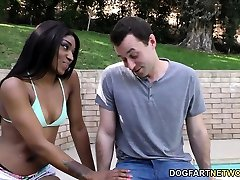 Ebony Sizi Sev Has Multiple bali kiki Orgasm
