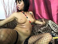Sexy czech milf tnyna hd big boobs and tits sbnr 338 solo toying action
