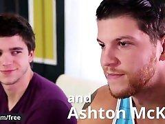 Men.com - Ashton McKay auntyhot indian aunty Will Braun - Partn