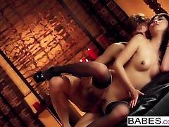Babes - The Art Of Seduction starring Richie Calhoun boob show the shop M