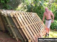 RealityKings - mili avital nude seduce until creampy Boss - Juicy Ginger starring Jmac an