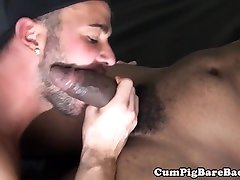 Black wolf doggystyle drilling hot sex masztizik ass
