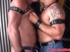 Bdsm Leather bears licking big beautiful woman porn clips in group sex