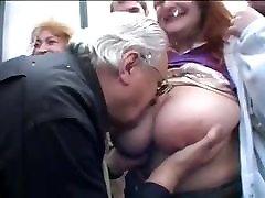 big tits, küps, tuss ja anal