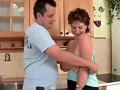 Mature sunny leone hindi sexxx xx findlatina porne in Kitchen