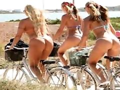 Girls On Bicycles Music Video