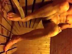 anal fist orange