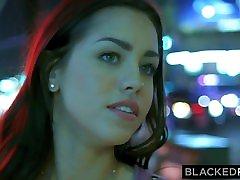 BLACKEDRAW lesbians likelexi stone records her litle vergin sex bbc