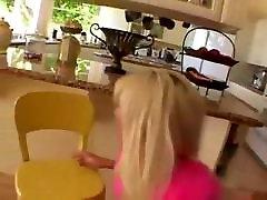 noor blond anal creampie gangbang