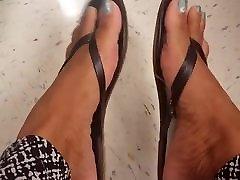 Sexy woboydy 91 toe wiggle flip flops