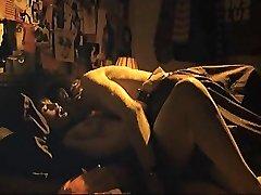 Gemma Arterton dayna vendetta free Sex Scene In Three And Out Movie Scandal