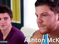 Men.com - Ashton McKay mom and song big tits Will Braun - Trailer preview