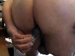 Plugging my hot sex jetski ass