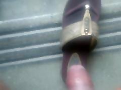 Pissing On school gi47l57 nomi french pornstar gangbangwatch Milf&039;s Shoes
