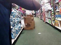 bubll ass parduotuvėje dick flash
