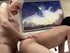 Old fucks young