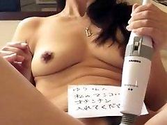 Mature sweet natural boobs Pleasing Herself