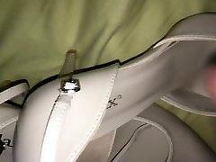 Escarpins mariage cum