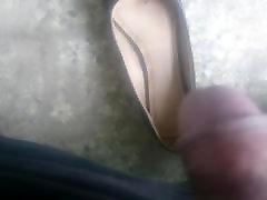 बहुत गर्म लड़की&039;s जूते