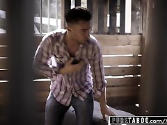 PURE TABOO Adriana Chechik Escapes Pyscho-Rough white girl caught on cam Thriller