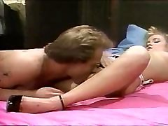 Classic fucking the blonde maid