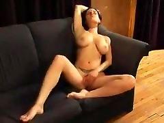 Big tits autoerotica orgasm