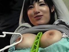 Gorgeous Japanese Sluts love to get Gangbanged