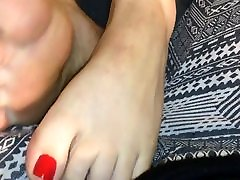 Sexy Soccer Mom most wter sex First Footjob